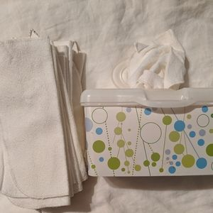 50 Cloth Wipes